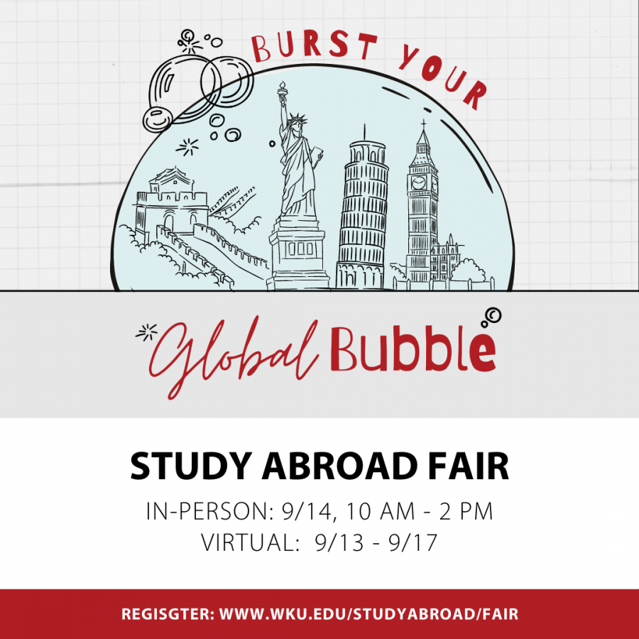 Photo courtesy of WKU Study Abroad and Global Learning.