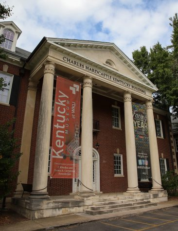 The Kentucky Museum sits on the West side of WKU's campus on the Avenue of Champions. The museum offers many different exhibits throughout the year, now including its newest exhibit, Remembering Childhood.