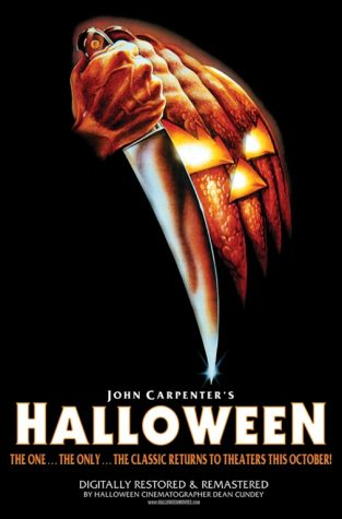 The Halloween (1978) movie poster